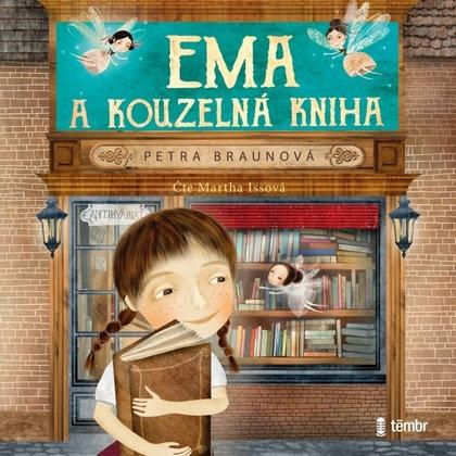 Mluvené slovo Ema a kouzelná kniha